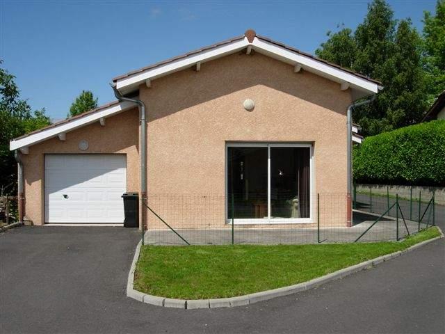 Maison récente Curtafond 103 m2