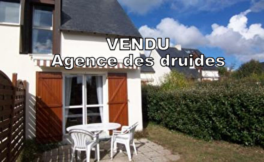 Achat vente immobilier maison 2 chambres 56340 Carnac