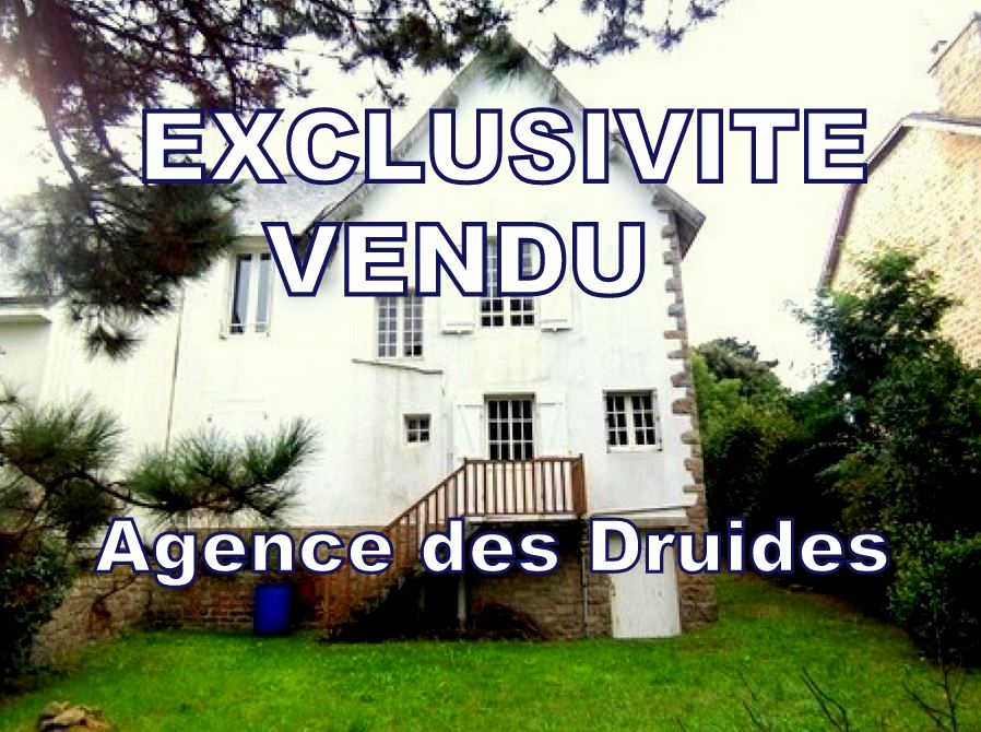 Achat vente immobilier maison 4 chambres 56340 Carnac
