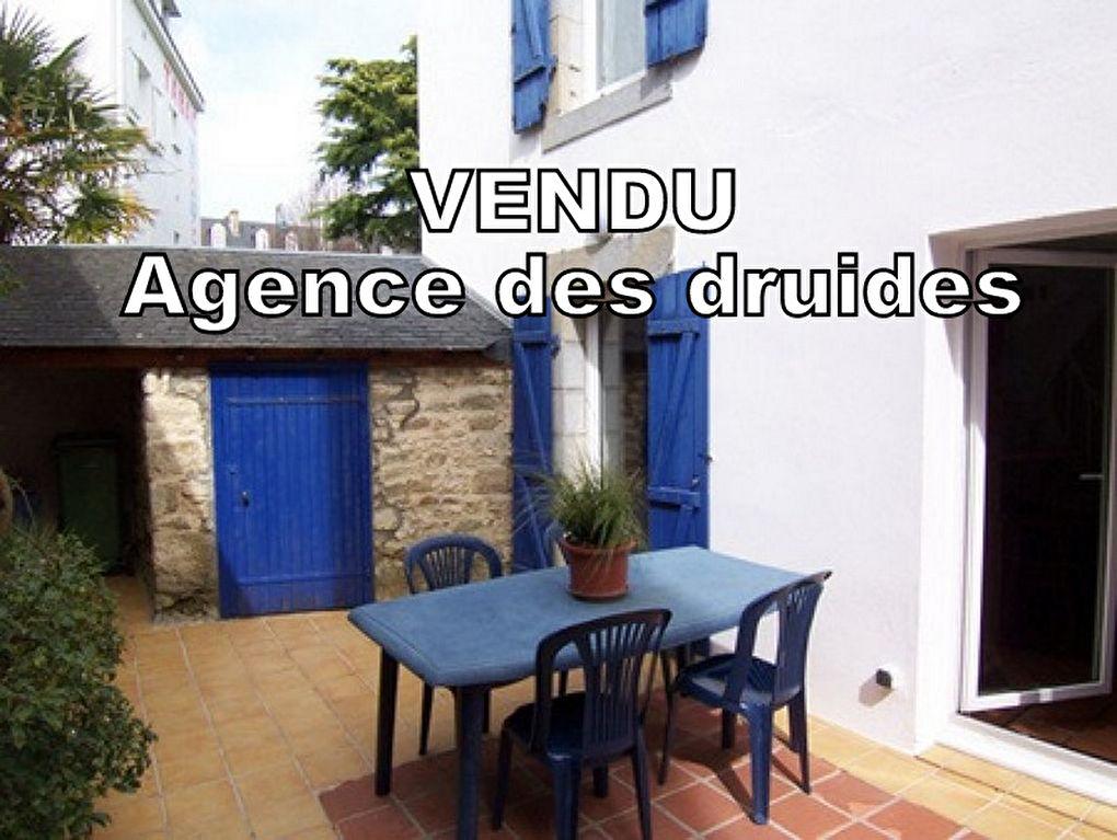 Achat vente maison immobilier 56340 Carnac