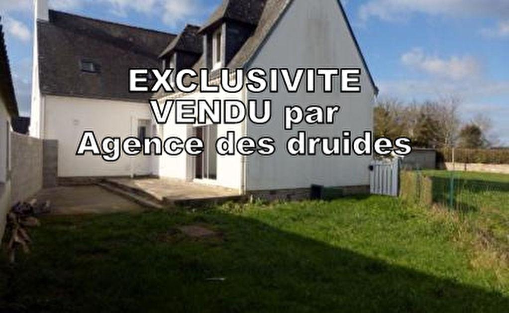 Achat vente maison immobilier Carnac 56340 Maison a vendre à Carnac 3 pièces 2 chambres 65 m2 sur jardin