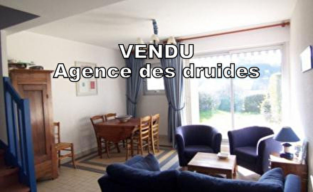 Achat vente maison 2 - 3 chambres immobilier 56340 Carnac
