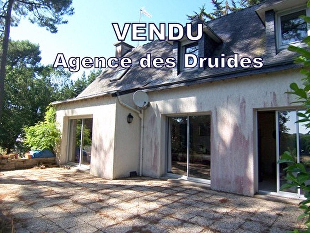 Achat vente maison immobilier CARNAC 56340 TRINITE SUR MER 56470