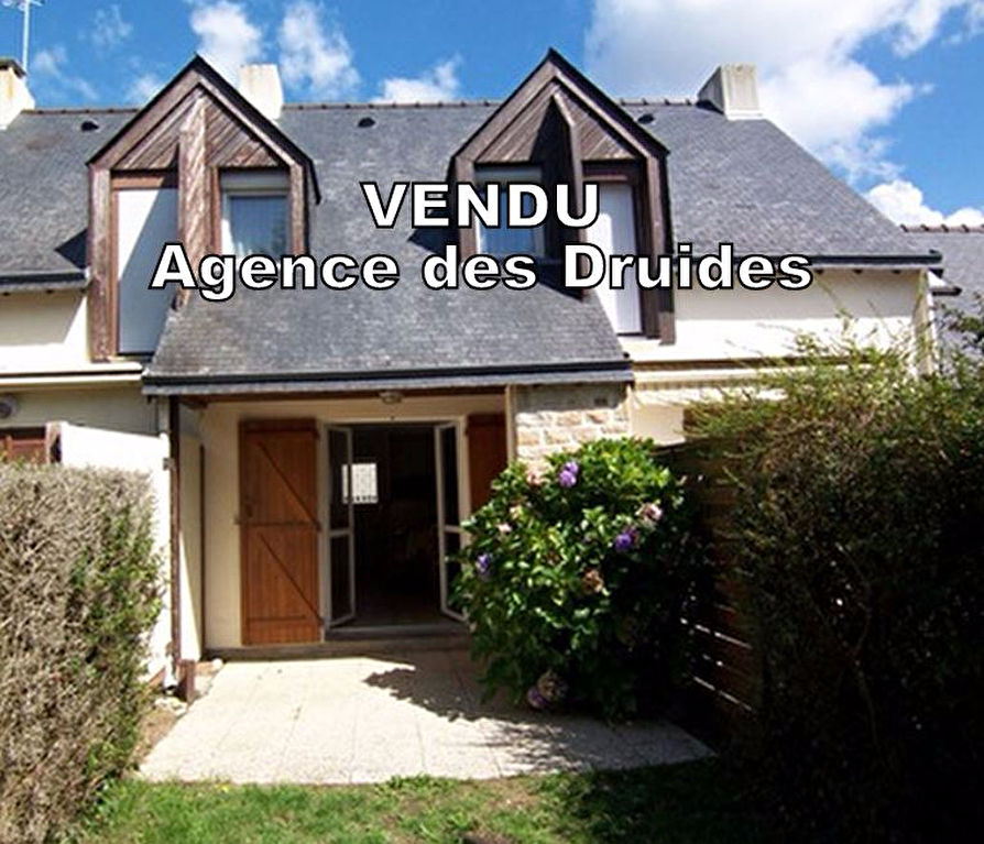 Achat vente immobilier maison 3 pièces 56340 Carnac