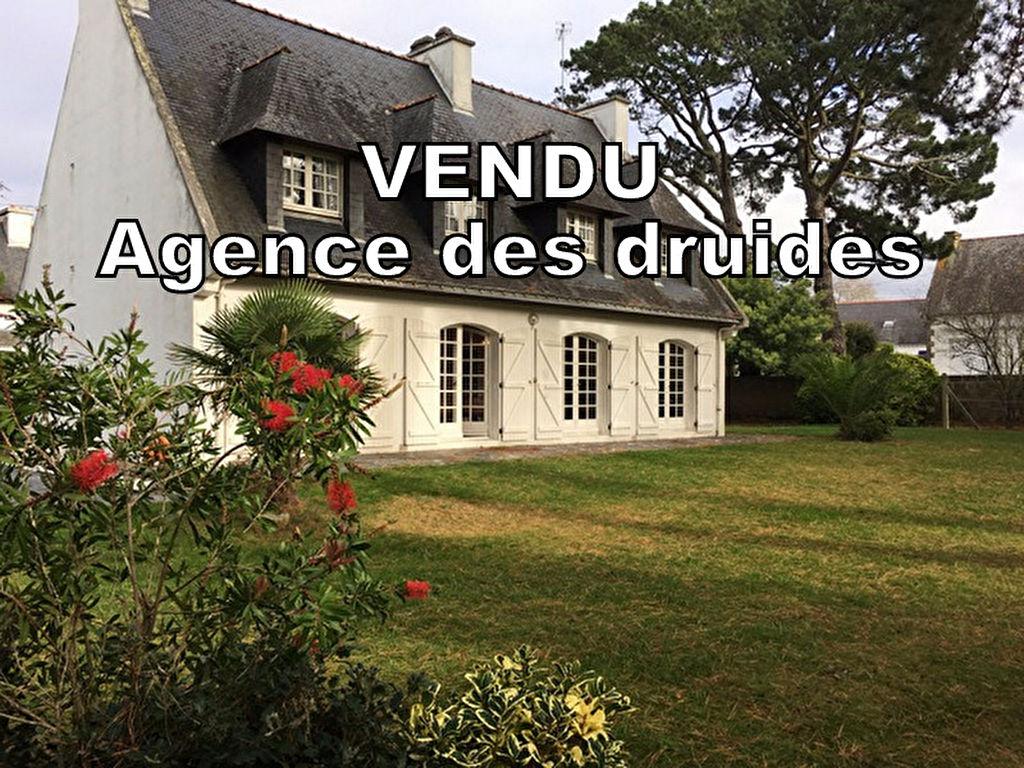 A VENDRE Maison 200m plage Legenese  - Carnac  56340 - 8 pièces 1000m² de terrain Sud