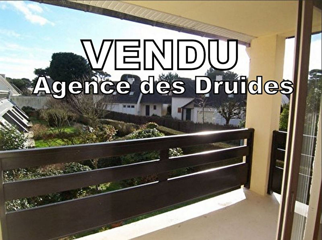 Achat vente immobilier appartement T2 plus entree cabine 56340 CARNAC