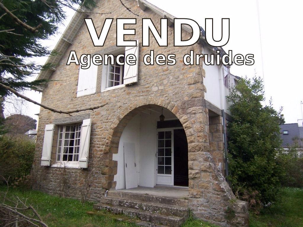 Achat vente maison immobilier CARNAC 56340