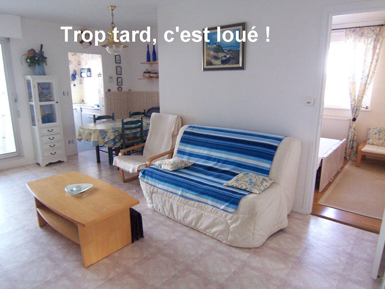 Appartement meublé Carnac 2 pièce(s) 43 m2