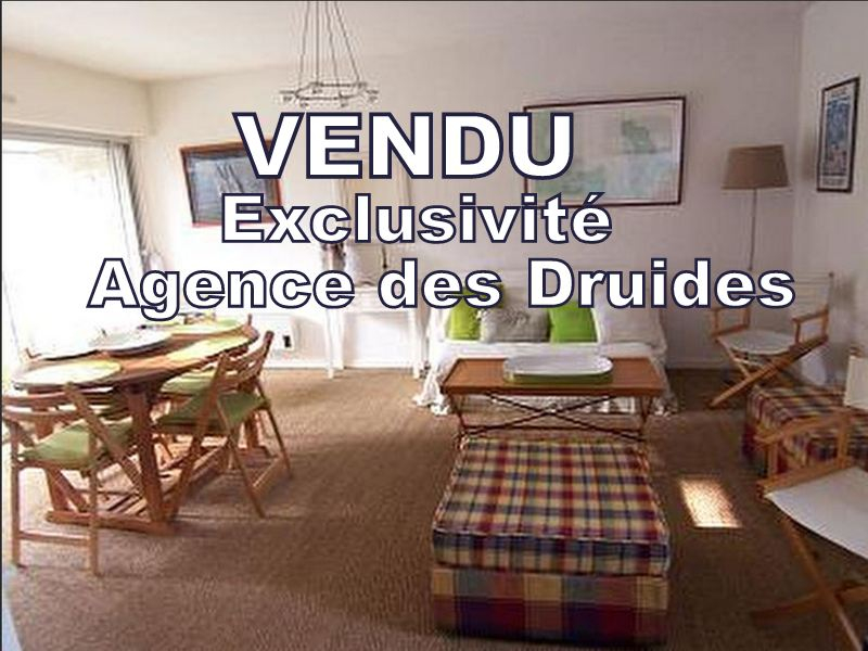 Achat vente appartement immobilier 56340 Carnac