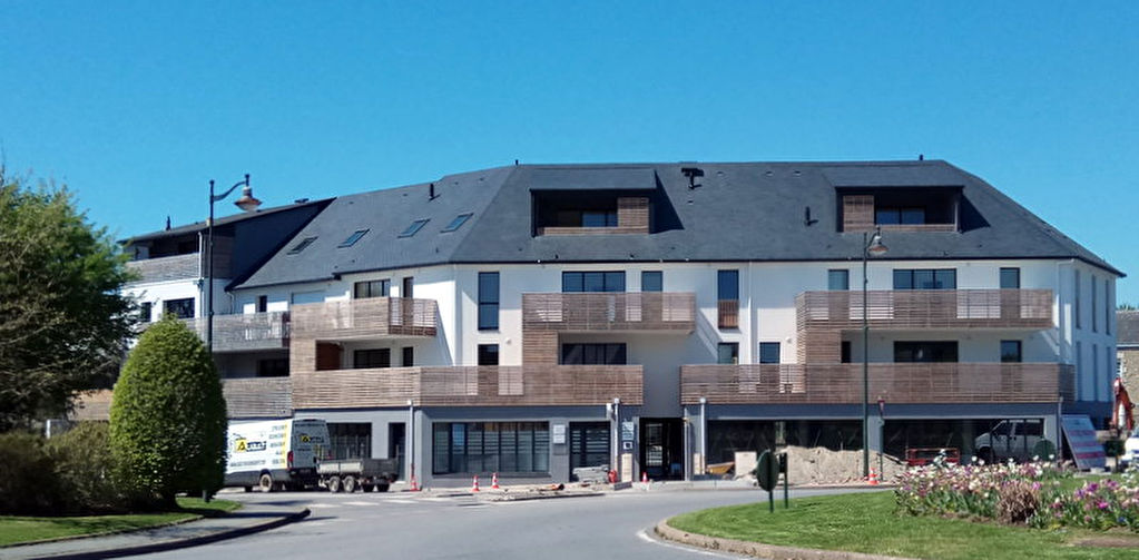 Plouharnel :T3 neuf résidence de standing