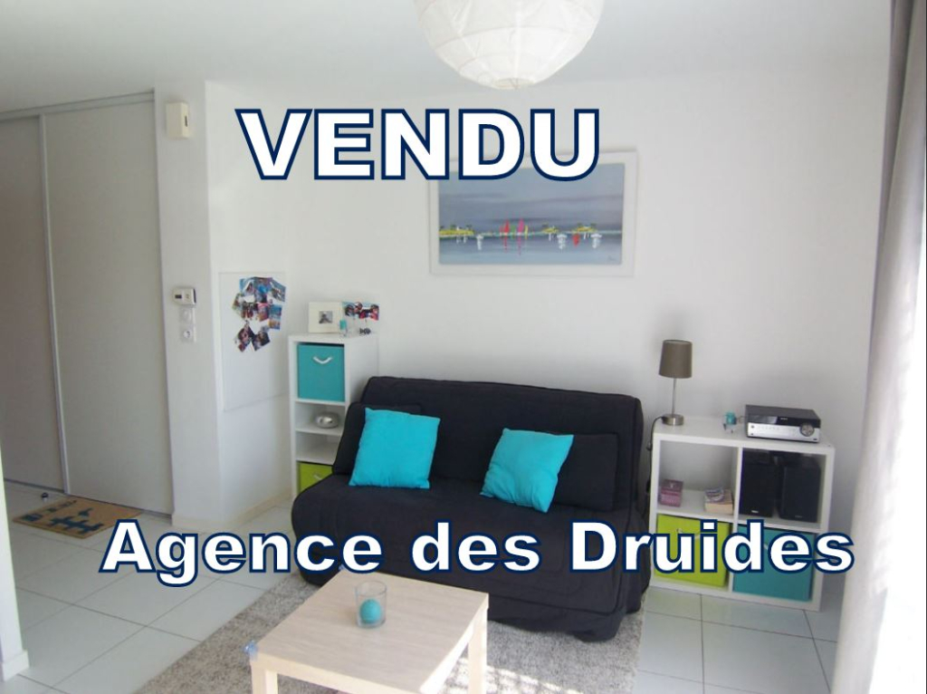 Achat vente studio immobilier CARNAC 56340