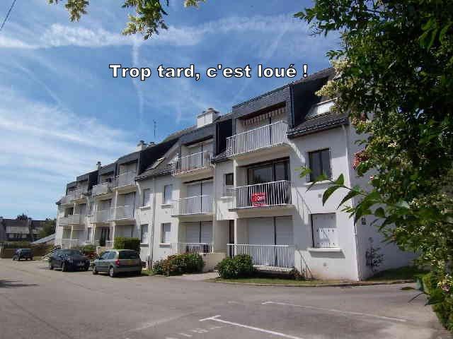 Appartement Carnac ville 3 pièces  57 m2, balcon, parking et cave