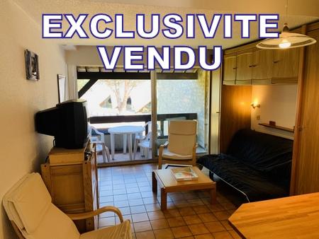 Appartement Carnac 2 pièce(s) 27 m2 - 56340 Plage