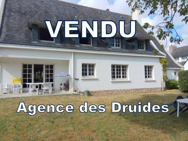 achat vente CARNAC Maison régionale 230 m²  proximité grande plage 56340 CARNAC