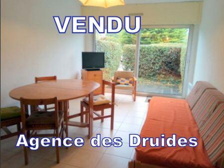 Appartement RDC T2 CARNAC 56340 -