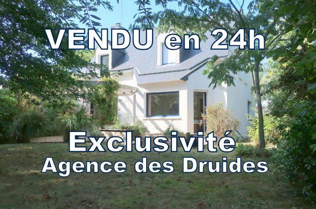 Maison 2005 4 chambres proche commerces et plages CARNAC 56340