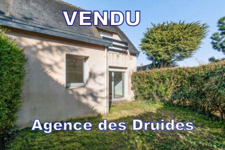 A VENDRE Appartement Plouharnel 2 pièce(s) 56340