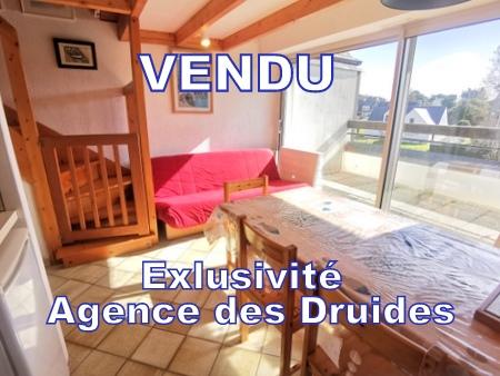 Achat vente Appartement Carnac 56340  2/3 pièce(s) 24 m2