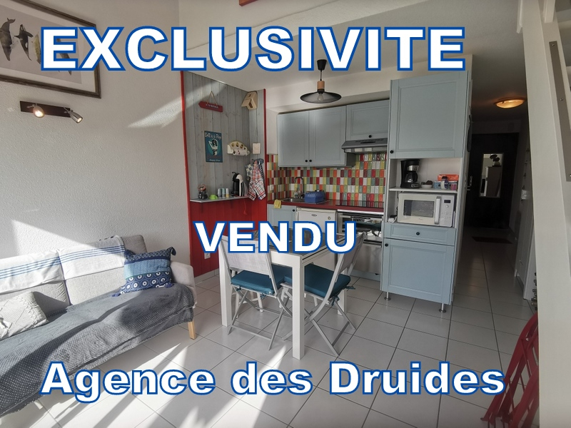 Achat vente   appartement T3 CARNAC Proche plage  - 56340