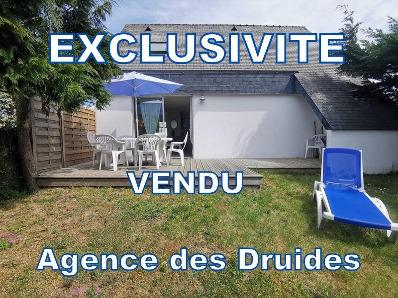 Achat vente maison T3 Carnac 56340