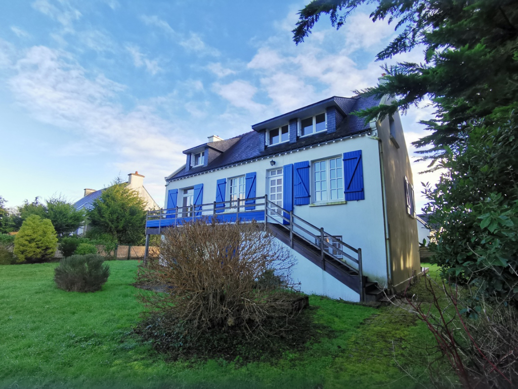 Achat vente maison 5 chambres  IMMOBILIER CARNAC 56340
