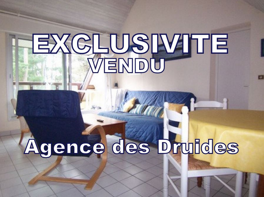 Achat vente appartement 1 chambre immobilier CARNAC 56340