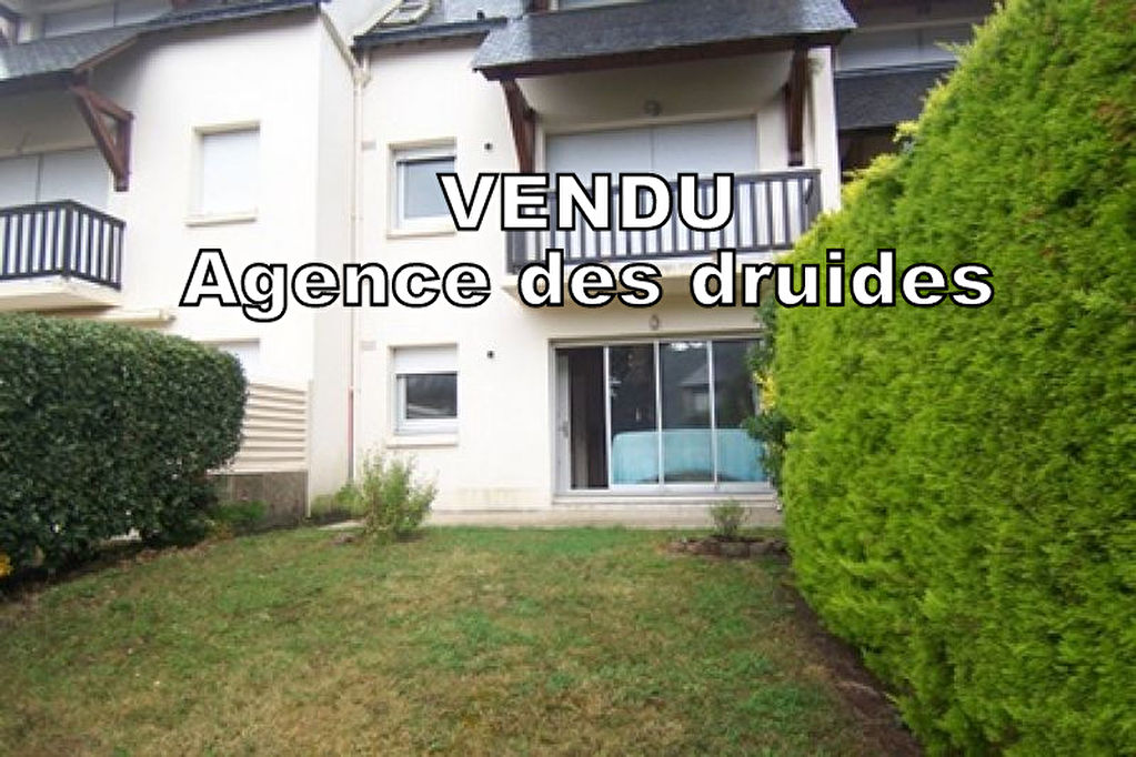 Achat vente appartement 2 PIECES immobilier CARNAC 56340