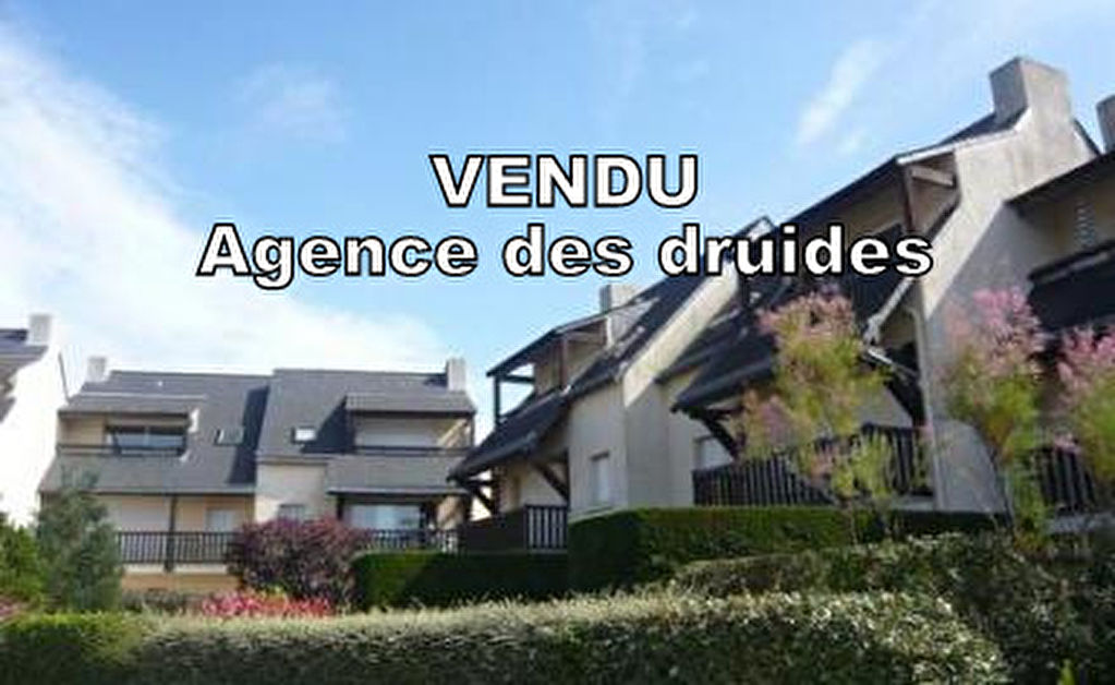 Achat vente immobilier appartement  T2  42m² CARNAC 56340