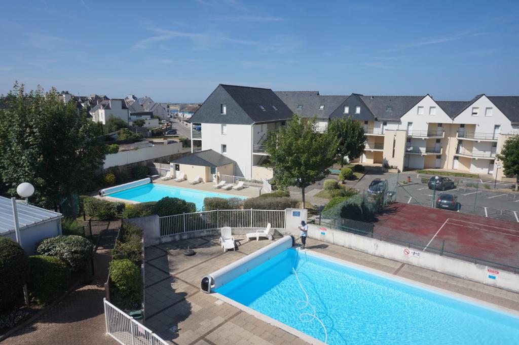 Appartement 48 m² en duplex T.3 bis ETEL