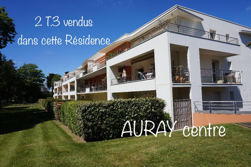 T.4 AURAY CENTRE VILLE - 86 m²
