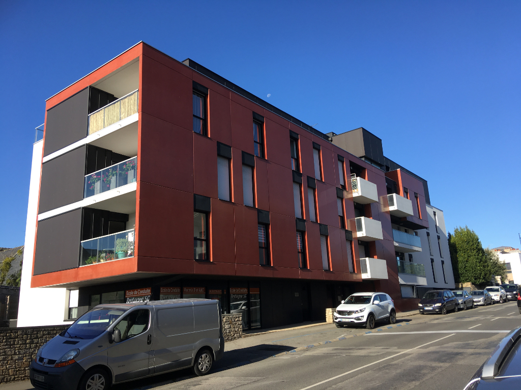 T.2 AURAY CENTRE VILLE - 43.63 m²