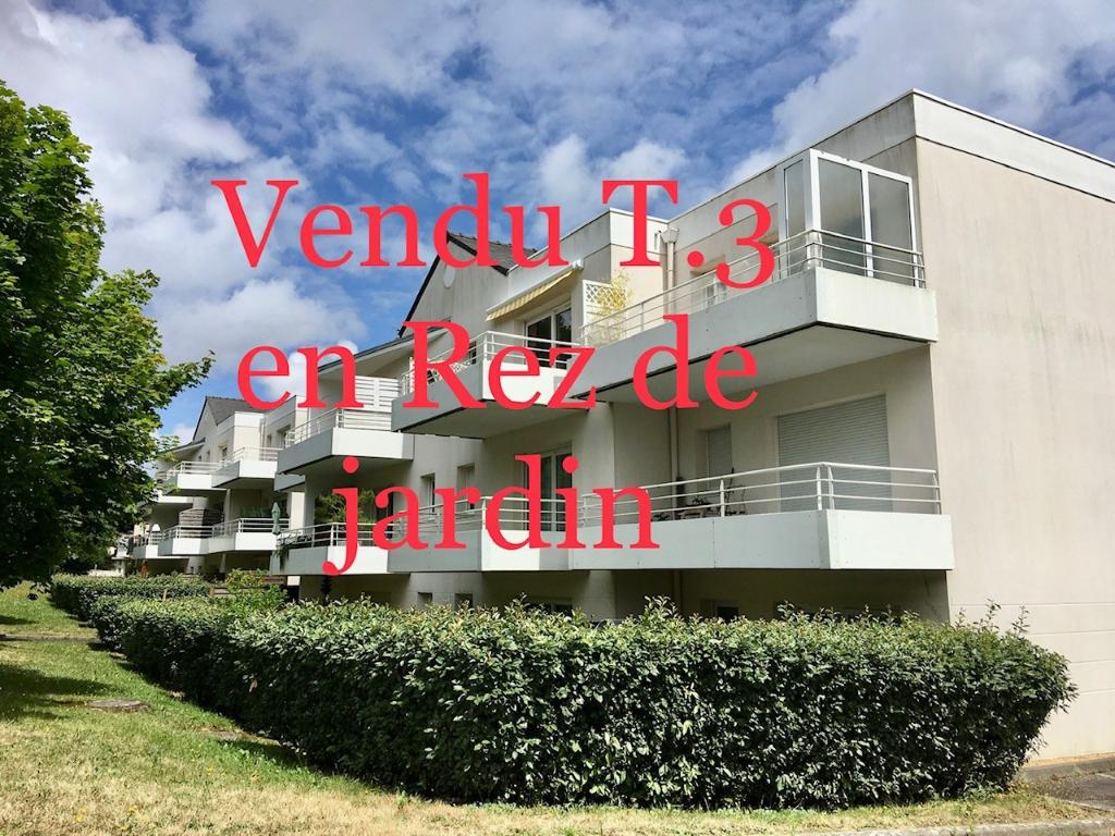 T.3 AURAY PROCHE DU CENTRE - 55 m²