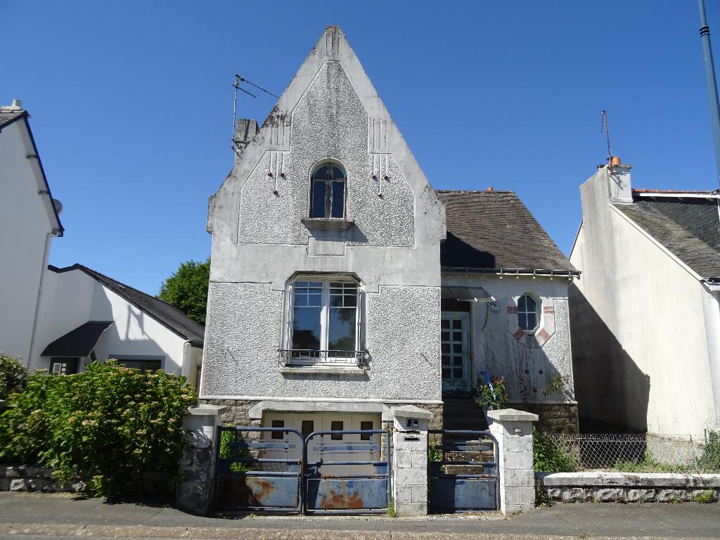 Maison T4 à BRECH 80 m2
