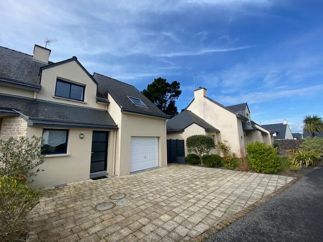 A VENDRE CARNAC PLAGE maison de standing 3 chambres vaste terrasse SUD - 56340