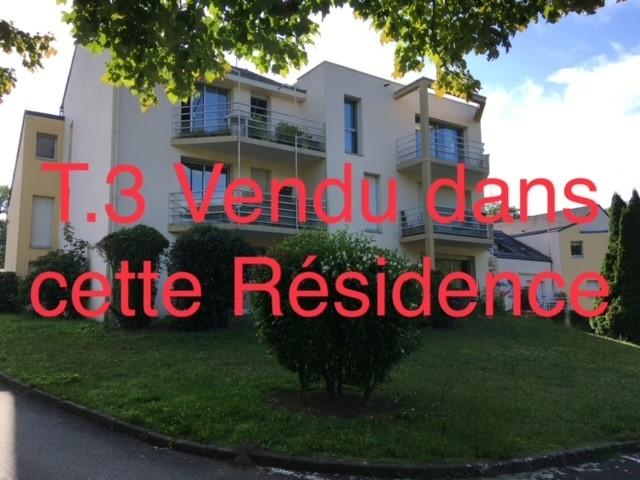 Appartement T.3 AURAY - 73,8 m²