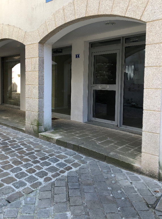 Local commercial Auray 46 m2