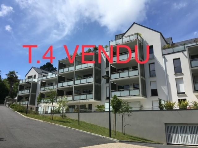 T4 CENTRE-VILLE AURAY 91 m²