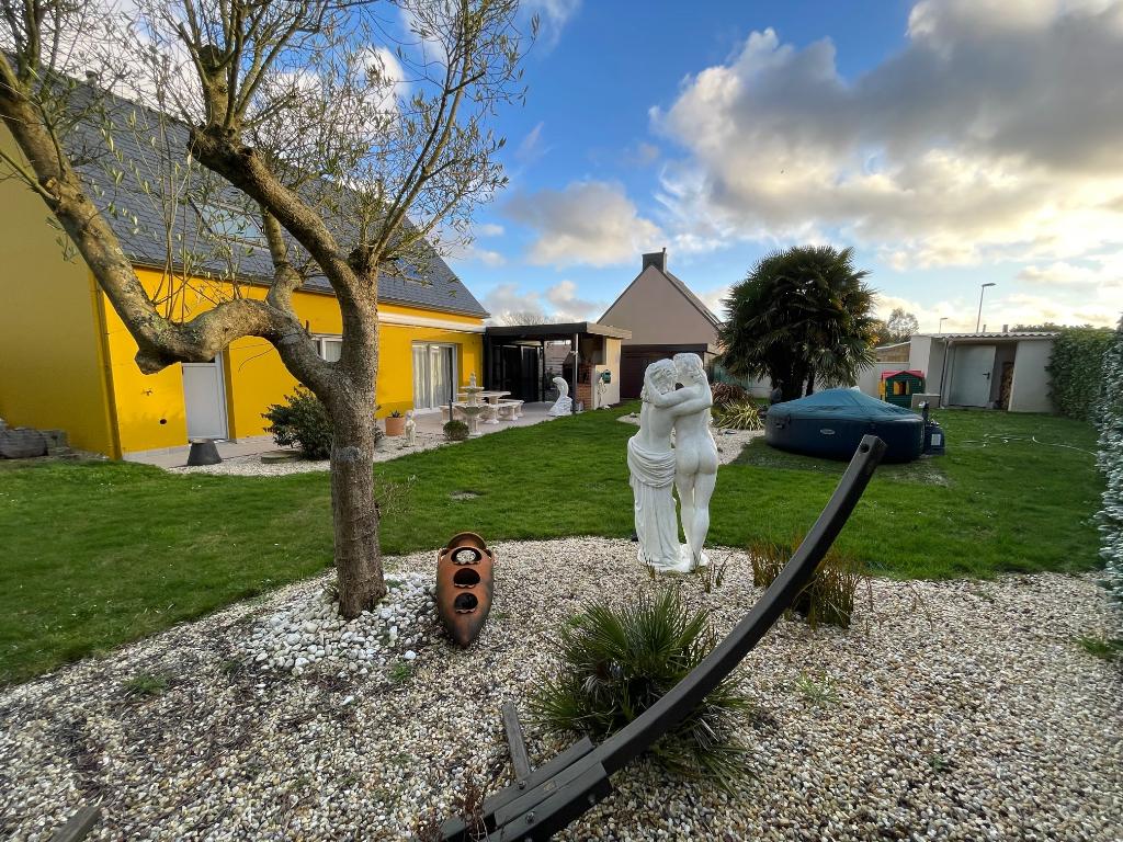 Belle Maison Kernilis 5 pièces avec Jardin Paysagé