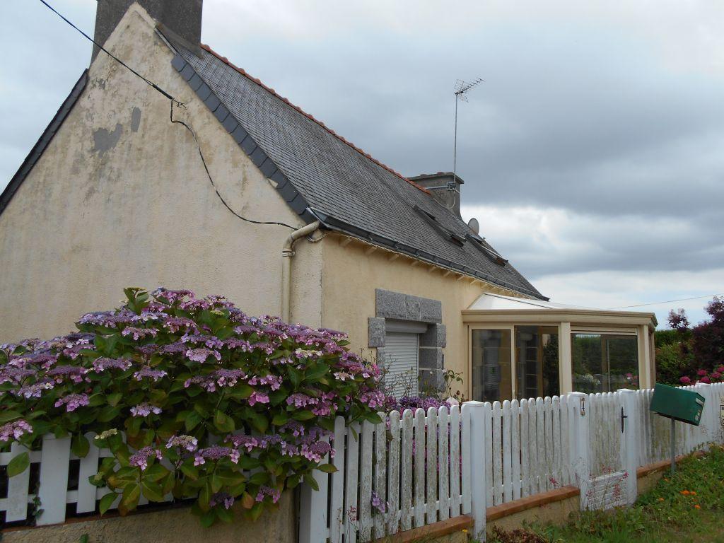 Quemper-Guezennec - Maison au calme à 1,5Km du bourg - A vendre