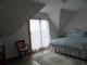 Lanloup, maison contemporaine avec vue mer de l'étage à vendre, 1,16 hectare de terrain