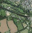 Région Gouarec - Terrain viabilisé à bâtir de 1485 m2