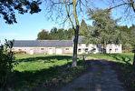 Région Guerlédan - Longère 5 chambres avec gîte attenant, dépendances et grange sur 1,6 ha de terrain