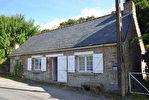 Région Rostrenen - Maison en pierre 2 chambre sur 1672 m² de terrain