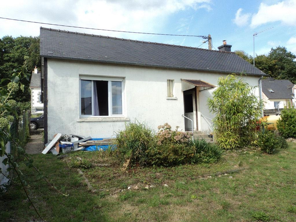 Région Guerlédan - maison 2 chambres sur 302 m² de terrain