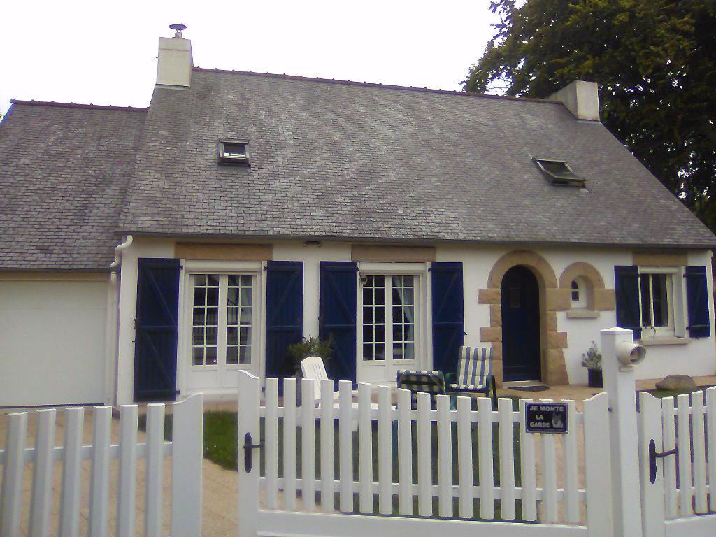 Lanloup, proche plage, maison néo bretonne A vendre