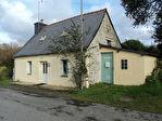 Région Saint Nicolas du Pélem - Maison 2 chambres sur 447 m² de terrain - Vendu meublé