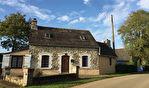 Région Corlay - Maison en pierre 2 chambres avec garage non attenant sur 720 m² de terrain