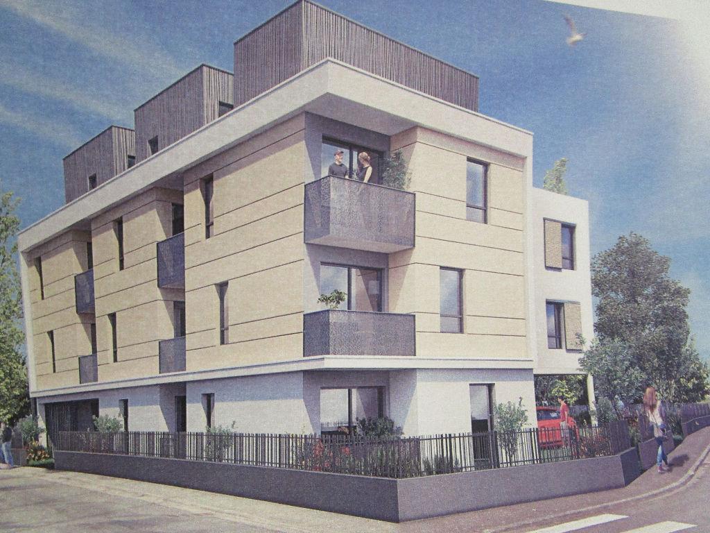 ST-BRIEUC, appartement T2 à vendre