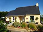 Région Saint Nicolas du Pélem - Maison traditionnelle de 2015 - 3 chambres - sur 1062 m² de terrain - vendu partiellement meublé