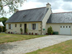 Région Gouarec - Maison traditionnelle 4 chambres sur 1485 m² de terrain